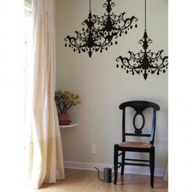 Bilk - Chandelier Wall Stickers