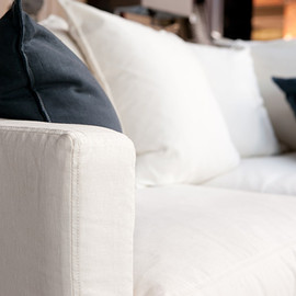WTW - COZY SOFA(white)