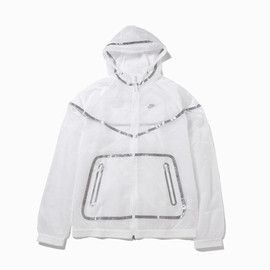 NIKE SPORTSWEAR, fragment design - TECH WINDRUNNER JACKET FRAGMENT