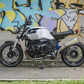 "Mr Martini - BMW R NineT ""M50"""