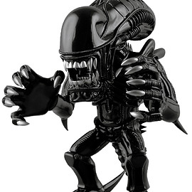 MEDICOM TOY - VCD WARRIOR ALIEN