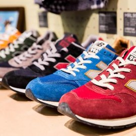 New Balance - NEW BALANCE ML574 & MRL996 2014 SPRING/SUMMER COLLECTION