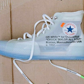 Converse, OFF-WHITE c/o VIRGIL ABLOH - Chuck Taylor All Star