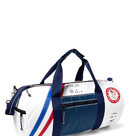 RALPH LAUREN - Rio Olympic 2016 Team USA Sailcloth Duffel