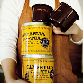 The J&G Campbell - Perfect Tea
