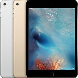 Apple - iPad mini 4 Wi-Fi