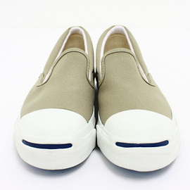 CONVERSE - Jack Purcell Slip-on (Made in U.S.A.)