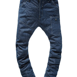G-Star RAW - Sustainable Dazzle Loose Tapered