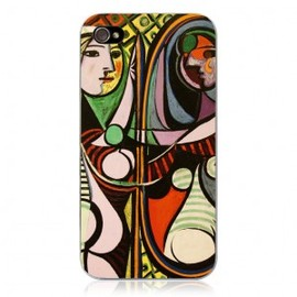 ohneed - Personalized Literary Paintings Phone Case For IPhone 4/4S -Picasso