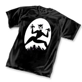 Graphitti Designs - CATWOMAN II T-Shirt - Limited Edition