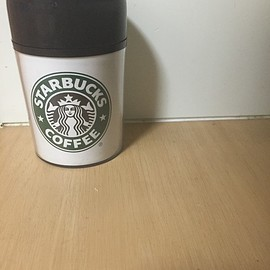 STARBUCKS COFFEE - tumbler