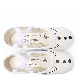 repetto - Soft ballet shoes by SIA