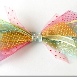 Scraps of Ribbon by Lisa Storms