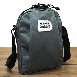 FREDRIK PACKERS - DIVISION PACK #charcoal
