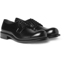 JIL SANDER - Leather Derby Shoes