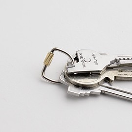 Candy Design & Works - CDW LYMAN screw lock key ring