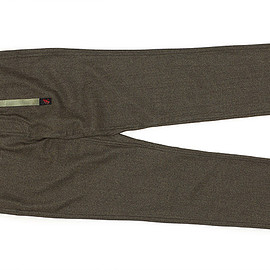 GRAMICCI - Wool Narrow Pants-Army