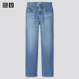 UNIQLO - Uniqlo U Straight Jeans