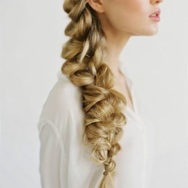 Hair Style - French braid