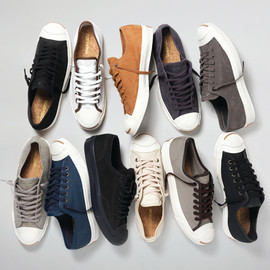 CONVERSE - jack purcell apparel and sneaker debut collection