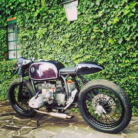 Legendary cafe racer - BMW