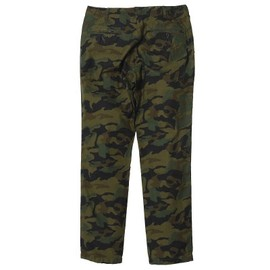 BEAMS+ - Plain Front Chino - Camo