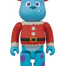 MEDICOM TOY - Disney・PIXAR Christmas Party BE@RBRICK 2013 Happyくじ