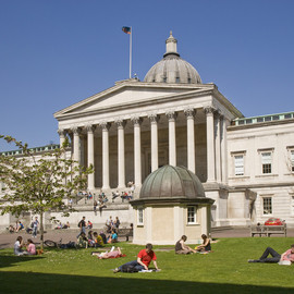 London - University College London - Main Quad