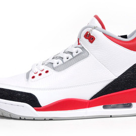 NIKE - AIR JORDAN III RETRO 「MICHAEL JORDAN」 「LIMITED EDITION for BRAND JORDAN LEGACY」
