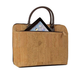 "Corkor - Women Laptop Bag in Cork - Fits MacBook Pro 15"" - Eco Gift by Corkor"