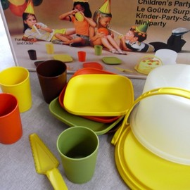 TUPPERWARE - TUPPERWARE Mini Partyセット(未使用品)