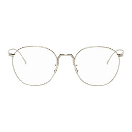 Oliver Peoples - Silver Jacno Glasses-201499M133018