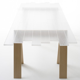 Nendo - Transparent Wood