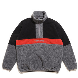 THE NORTH FACE PURPLR LABEL - Half Zip Sweater-H