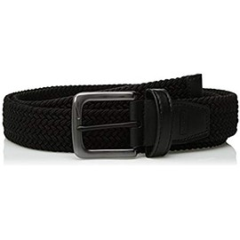 NIKE GOLF - G-Flex Woven Stretch Golf Belt, Black