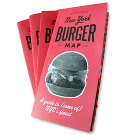 All-You-Can-Eat Press - New York Burger Map