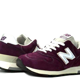 New Balance - M1400_purple suede_made in usa
