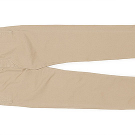 RRL - Officer's Flat Front Chino-New Military Khaki