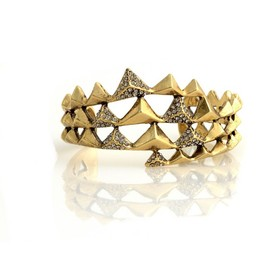 HOUSE OF HARLOW 1960 - PYRAMID WRAP CUFF