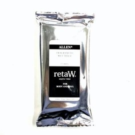 retaW - FRAGRANCE WET TISSUE ALLEN*