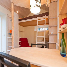 SWEDEN'S SMALLEST APARTMENT