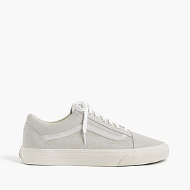 VANS - Vans for J.Crew Old Skool sneakers in suede