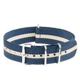 J.CREW - Striped watch strap