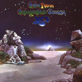Yes - Tales From Topographic Oceans (Atlantic, 2xLP, 1973)