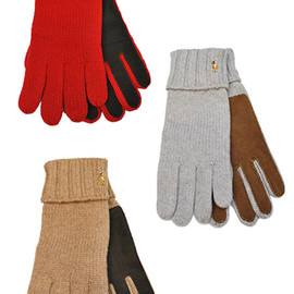 POLO RALPH LAUREN - SIGNATURE MERINO GLOVES