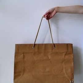 WhoWhat - PAPER BAG MODEL