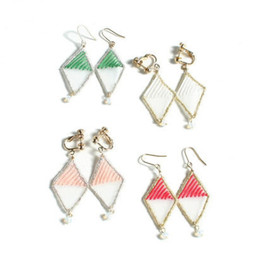 patterie - CRACK DIAMOND PIERCE / EARRING