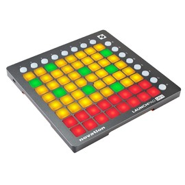 "Novation, ノベーション - Launchpad Mini""Ableton Live & FL Studio用コントローラ"""