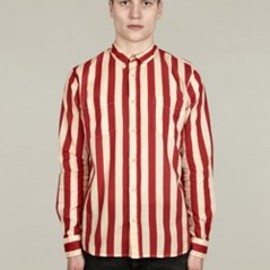 Levi's Vintage Clothing - Men's Long-Sleeve Stripes Shirt