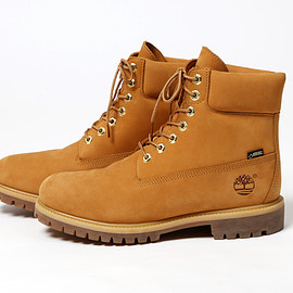 "Timberland - BEAMS別注6inch Premium Bootとカスタムメイドブーツ受注販売 ""Timberland POP UP SHOP at BEAMS HARAJUKU"" がオープン"